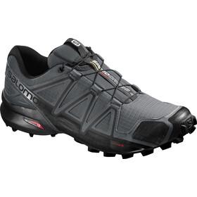 Salomon M's Speedcross 4 Shoes Dark Cloud/Black/Pearl Grey